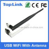 Carte réseau sans fil du coût bas Mt7601 150Mbps USB pour l'émetteur et récepteur de radio d'ordinateur