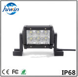 """"""" barre de l'éclairage LED 4.3 pour la qualité de la jeep 18W d'Utvs de camions outre de la lumière de route"""