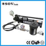 Cylindre hydraulique de piston creux à simple effet de plongeur