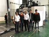 CNC de Machine van de Draaibank van de Cilinder van het Slot met Dubbele Assen 5 Componenten van het Messing van de Precisie van Fanuc van de As