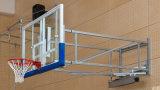 El tablero trasero de cristal Cara-Plegable del montaje de la pared, Fiba certificó