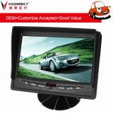 carro DVR de 720p 4CH 3G 4G GPS WiFi