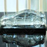 Pas de ModelAmbacht van de Auto van het Kristal voor de Decoratie van het Bureau aan