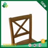 Exotischer Kreuz-Rückseiten-Stuhl für Hotel-Wohnung in der Eiche (ZSC-34)