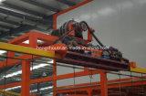 Cadena de producción automática de la capa del polvo para los productos de acero