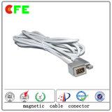 Подгонянный электронный магнитный кабельный соединитель с Pin Pogo