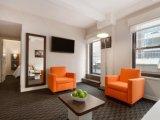 Fabricante por encargo americano de los muebles del hotel del diseño moderno (HD0001)