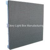 Alquiler al aire libre a todo color LED de la alta calidad P10 SMD que hace publicidad de la visualización
