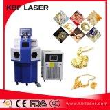 Сварочный аппарат лазера портативного пятна 80W & 100W&200W YAG Jewellery