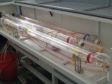 Köpfe des Laser-Scherblock-80W vier überziehen Ausschnitt-Maschinen-Laser-Maschinerie mit Leder