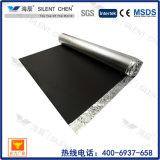 Underlayment negro de la espuma de 3m m EVA con la película de aluminio (EVA30-L)
