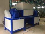 Doppia legno dell'asta cilindrica/gomma/ferraglia/plastica/documento/gomma piuma/trinciatrice residua di gomma