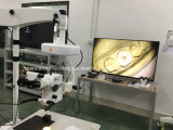 sistema di video registrazione completo Integrated di 3D HD per il funzionamento Microsccope