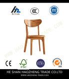 Hzpc134 목제 플라스틱 의자 및 방석