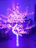 Yaye保証2年のの2m High/1.6mの直径のABS LED桜/屋外LEDの桜の木のための18 USD138/PC