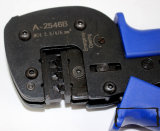 Солнечные щипцыа гофрируя инструмента кабеля Mc4 для разъема 2.5/4/6mm2