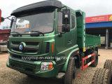 Autocarro con cassone ribaltabile medio della Cina Sinotruk Cdw con il tipo di azionamento 4X2 piccolo autocarro con cassone ribaltabile della Cina