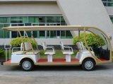 Golf-Auto der Batterie-72V für 14 Seater