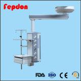Pendant d'Ot de gaz de double de plafond de chirurgie avec du ce (HFP-SS90 160)