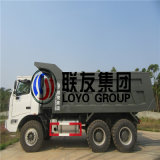 HOWO 6 * 4 375HP Caminhão de mineração para venda