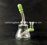 De populaire Kleurrijke Kleine Goedkopere Rokende Waterpijp van het Glas czs-S02