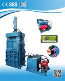 Prensa vertical de Vms50-10060dd para el animal doméstico Bottles&Palstics; Embaladora para la ropa y el algodón