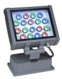Flut-Licht des Leistungs-konkurrenzfähigen Preis-24 im Freien LED des Volt-