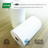 Papel de rodillo en enlace del blanco para la impresora del recibo de la matriz de PUNTO