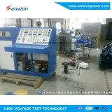 Gabinete de teste automático do transformador