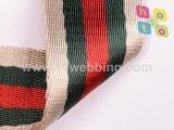 Tessitura di nylon a strisce di colore su ordinazione di alta qualità per i sacchetti