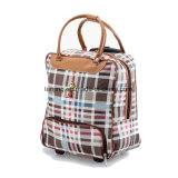 Trolley Travel Bag Sac en cuir PU Sacoche Bagagerie