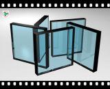 Vidrio Tempered del edificio de vidrio aislado