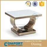 Tabella e tavolino da salotto laterali con la Tabella quadrata da vendere