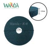 Blaue Fußboden-Wäscher-Auflage-Polierauflage für nasse Spray-Reinigung