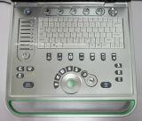 Laptop de Scanner van de Ultrasone klank B (ultrasone klank, ultrasoon, zwart wit, scanner)