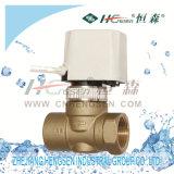 Soupape thermique électrique de Drf avec le dispositif d'entraînement thermoélectrique pour la bobine de ventilateur/amorçage femelle D N15, D N20, utilisé dans le système de System&Heating de climatisation