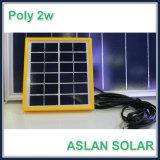 Polypanel der solarzellen-2W-3W-5W-10W mit Cer-IEC-ISO