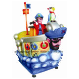 Езда Kiddie качания корабля пирата для парка атракционов ягнится потеха