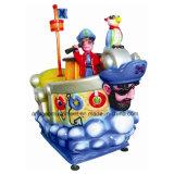 Bateau de pirate de conduite de Kiddie pour le parc d'attractions