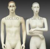 Spezielles männliches Mannequin für Speicher-Bildschirmanzeige