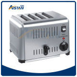 Máquina eléctrica comercial de la tostadora del pan del transportador Ect2450