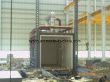 ボギー炉の熱処理の炉