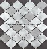 アルミニウムモザイク・タイルMatelは装飾の台所Backsplashの浴室の壁のタイルAalllb1401をタイルを張る