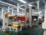 압박 기계와 공작 기계에 있는 직선기 Uncoiler 사용