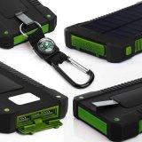 高容量のラップトップ充電器のための携帯用太陽エネルギーバンク20000mAh 30000 mAhは絶食する