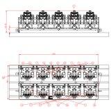Projeto e manufatura da braçadeira hidráulica para o bloco do rolamento