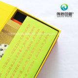Het kleurrijke Gebruik van de Doos van de Gift van het Karton voor de Verpakking van de Envelop
