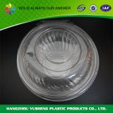 Salade om te gaan de Duidelijke Plastic Beschikbare Kom van Containers met Deksels