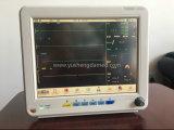 Monitor paciente de la venta del multiparámetro del equipo caliente de la diagnosis médica