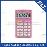 8 чисел Pocket чалькулятор размера (BT-3702)